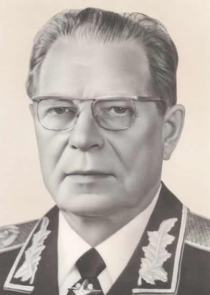 Алексей Семёнов - Маршал